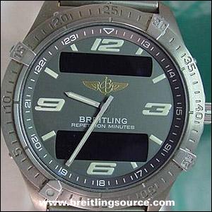 Breitling - Ma machine à remonter le temps : Breitling Aerospace Aerospace_95_02