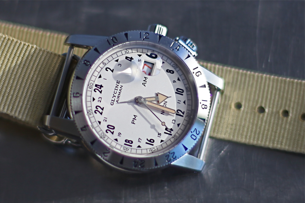 News : Glycine Airman 1953 Vintage IMG_1047