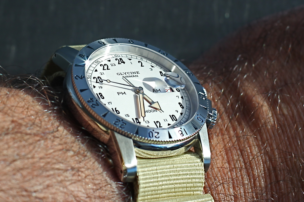 News : Glycine Airman 1953 Vintage IMG_1061