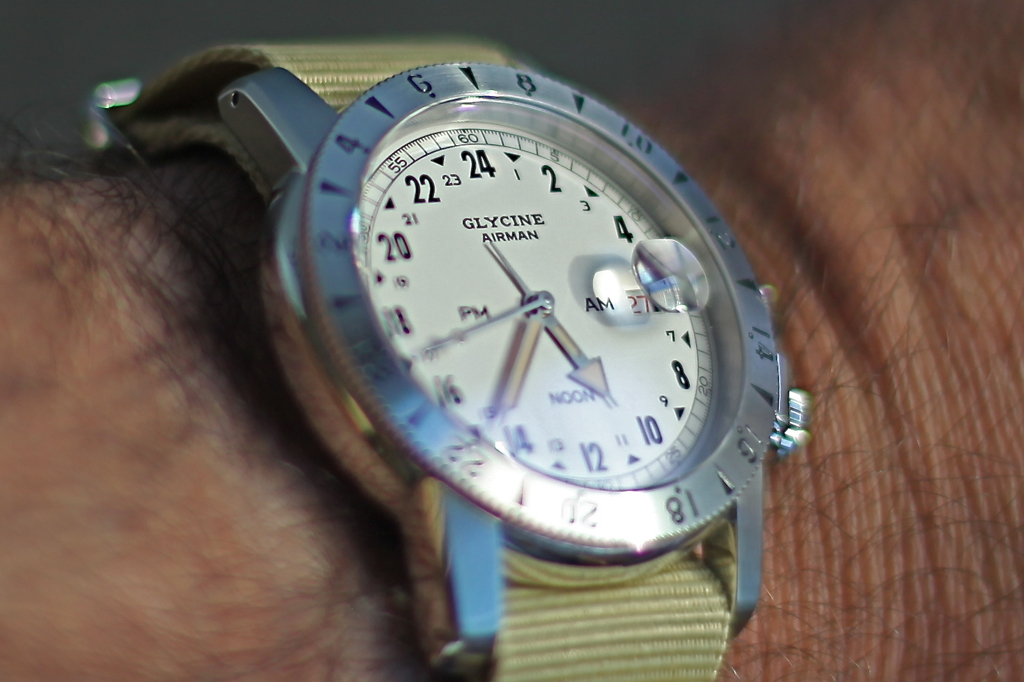 News : Glycine Airman 1953 Vintage IMG_1069